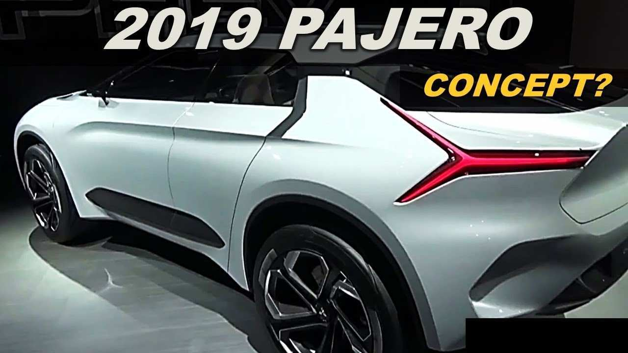 76 Concept of 2019 Mitsubishi Concept Overview by 2019 Mitsubishi Concept