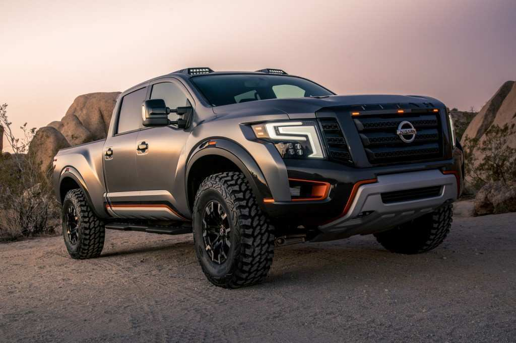 76 Concept of 2019 Nissan Titan Nismo First Drive for 2019 Nissan Titan Nismo