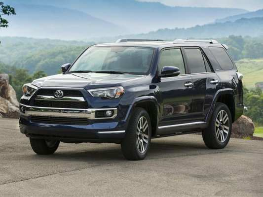 76 Concept of 2019 Toyota 4Runner Engine Release by 2019 Toyota 4Runner Engine