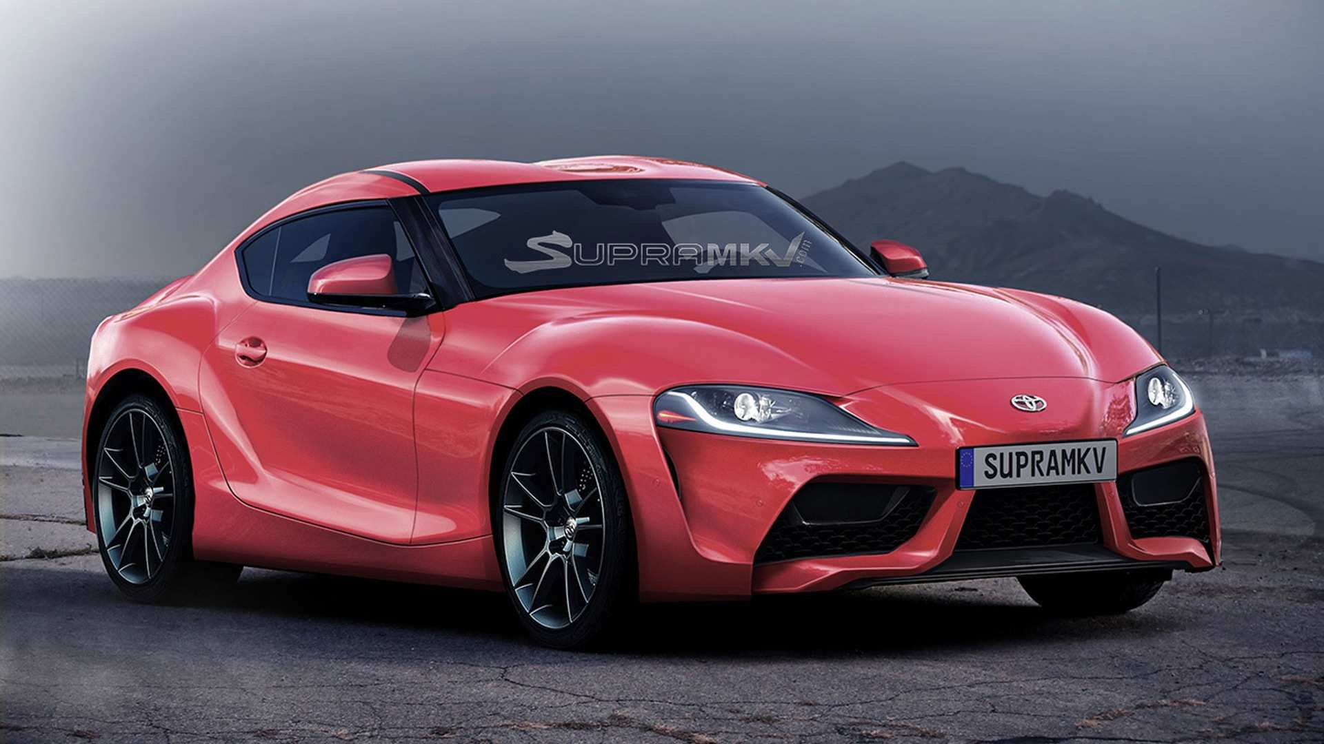 76 Concept of 2019 Toyota Supra Engine Spy Shoot with 2019 Toyota Supra Engine