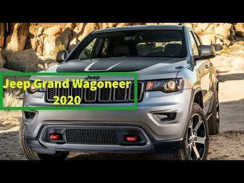 76 Concept of 2020 Jeep Wagoneer Ratings by 2020 Jeep Wagoneer