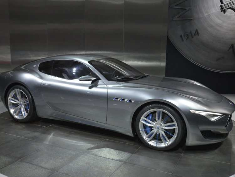 76 Concept of Maserati Electric 2020 Price and Review with Maserati Electric 2020