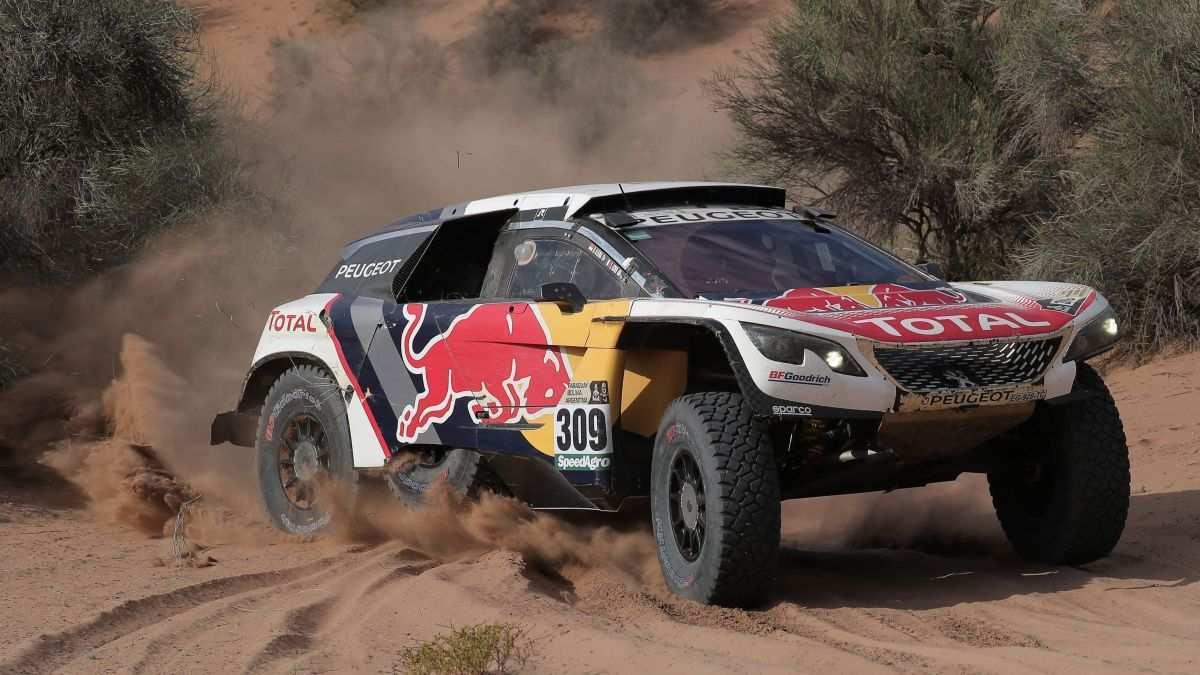 76 Concept of Peugeot Dakar 2019 Performance with Peugeot Dakar 2019
