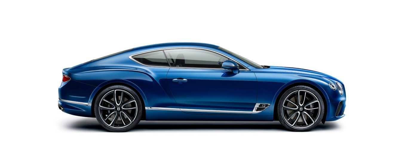 76 Gallery of 2019 Bentley Gt Model for 2019 Bentley Gt