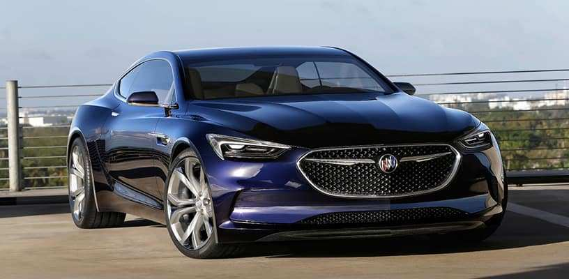 76 Gallery of 2019 Buick Concept Exterior and Interior with 2019 Buick Concept