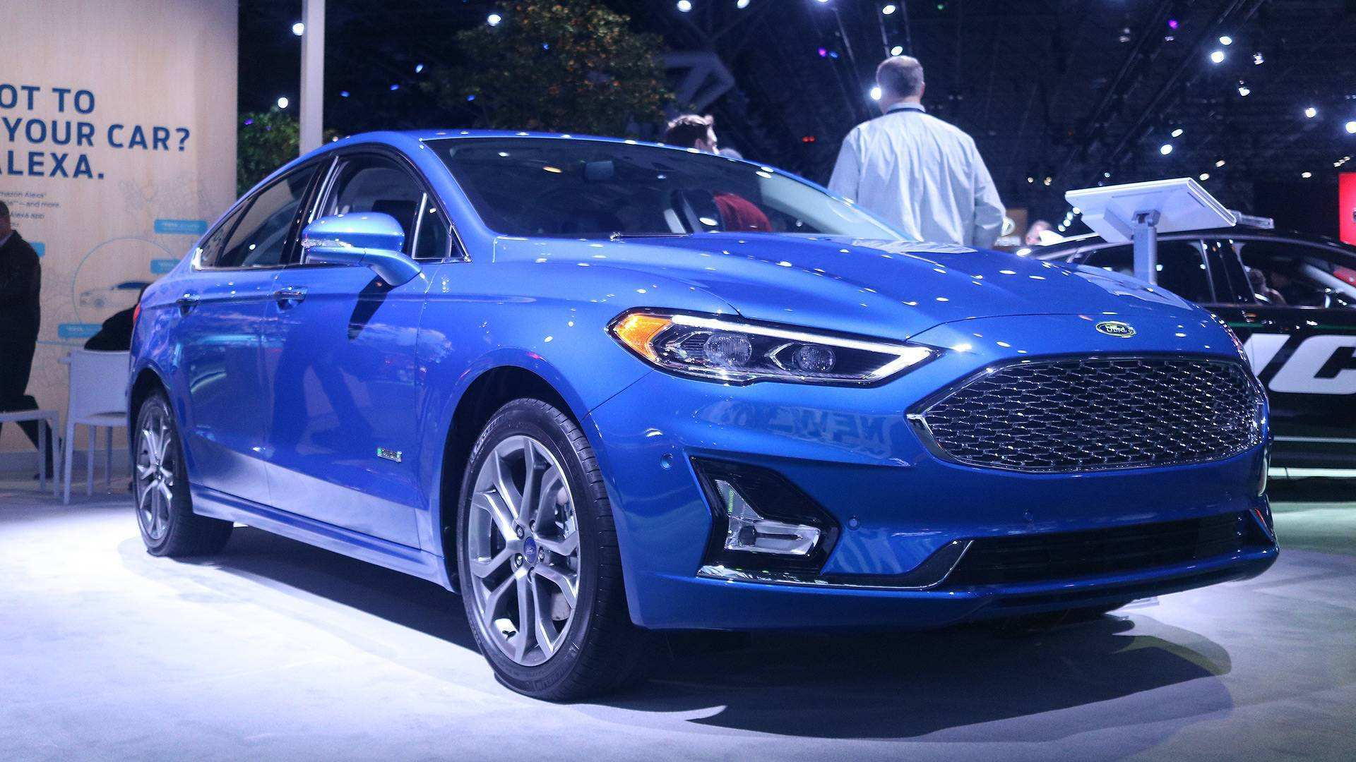 76 Gallery of 2019 Ford Fusion Photos for 2019 Ford Fusion