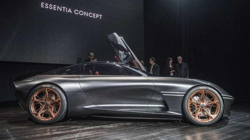 76 Gallery of 2019 Genesis Essentia Rumors with 2019 Genesis Essentia
