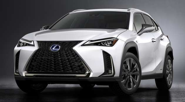 76 Gallery of 2019 Lexus Nx200 Performance and New Engine by 2019 Lexus Nx200