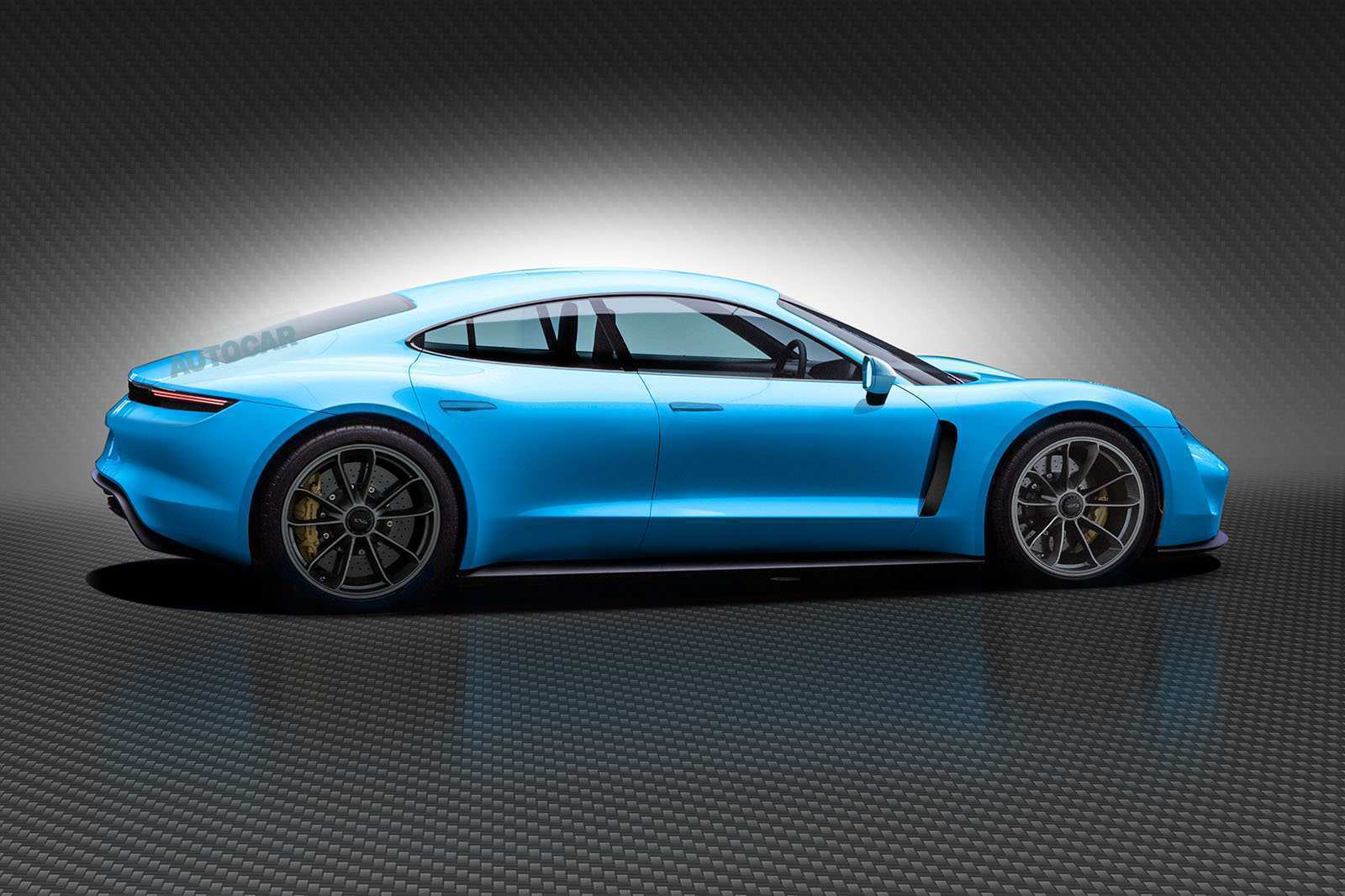 76 Gallery of 2020 Porsche Mission E Photos with 2020 Porsche Mission E