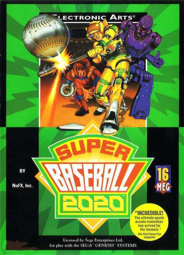 76 Gallery of Super Baseball 2020 Sega Genesis Redesign with Super Baseball 2020 Sega Genesis