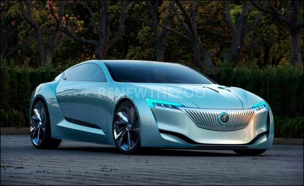 76 Great 2019 Buick Concept New Review by 2019 Buick Concept