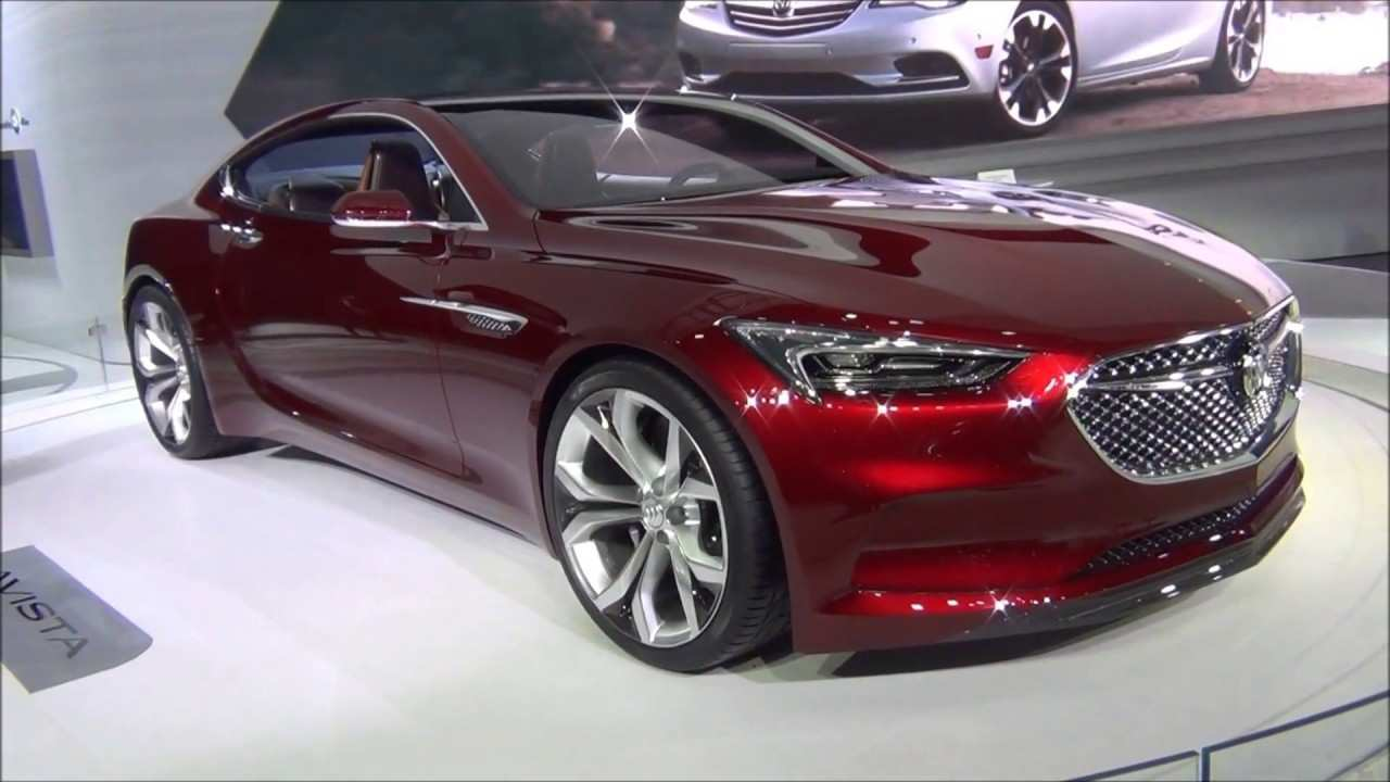 76 Great 2019 Buick Concept New Review with 2019 Buick Concept