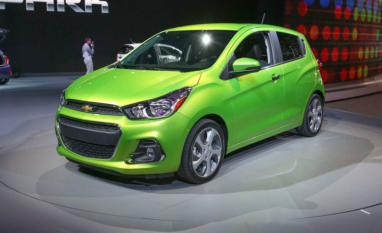 76 Great 2019 Chevrolet Spark Performance and New Engine with 2019 Chevrolet Spark