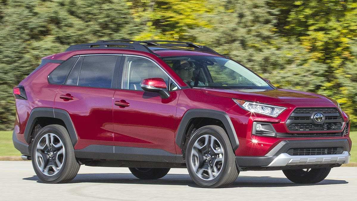 76 Great 2019 Toyota Rav4 First Drive by 2019 Toyota Rav4