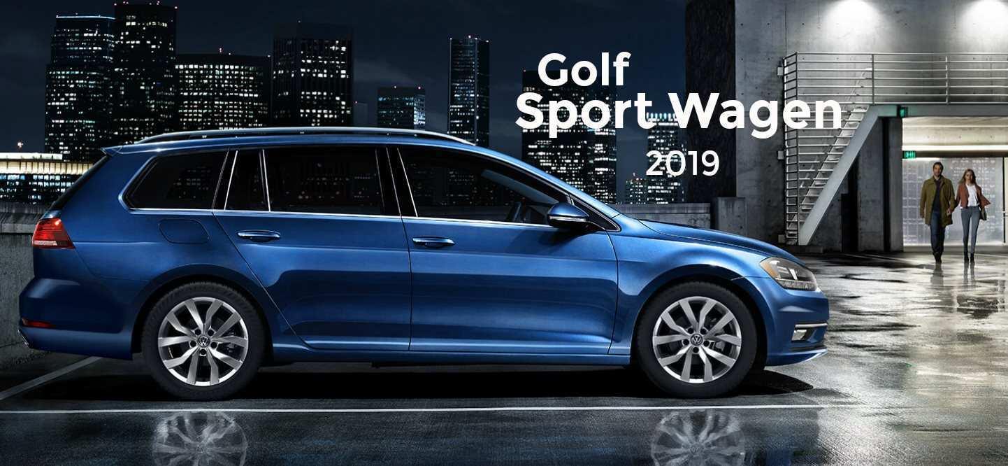 76 Great 2019 Volkswagen Sportwagen Redesign by 2019 Volkswagen Sportwagen