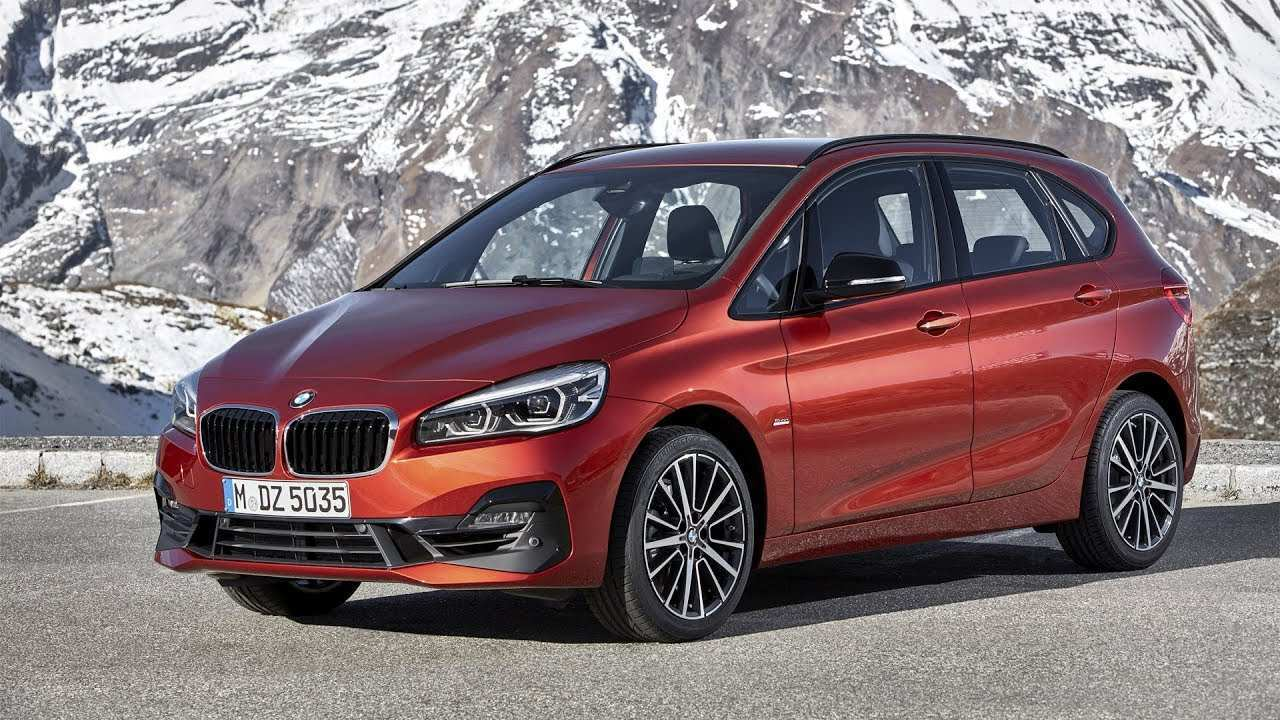 76 New 2019 Bmw Active Tourer History by 2019 Bmw Active Tourer