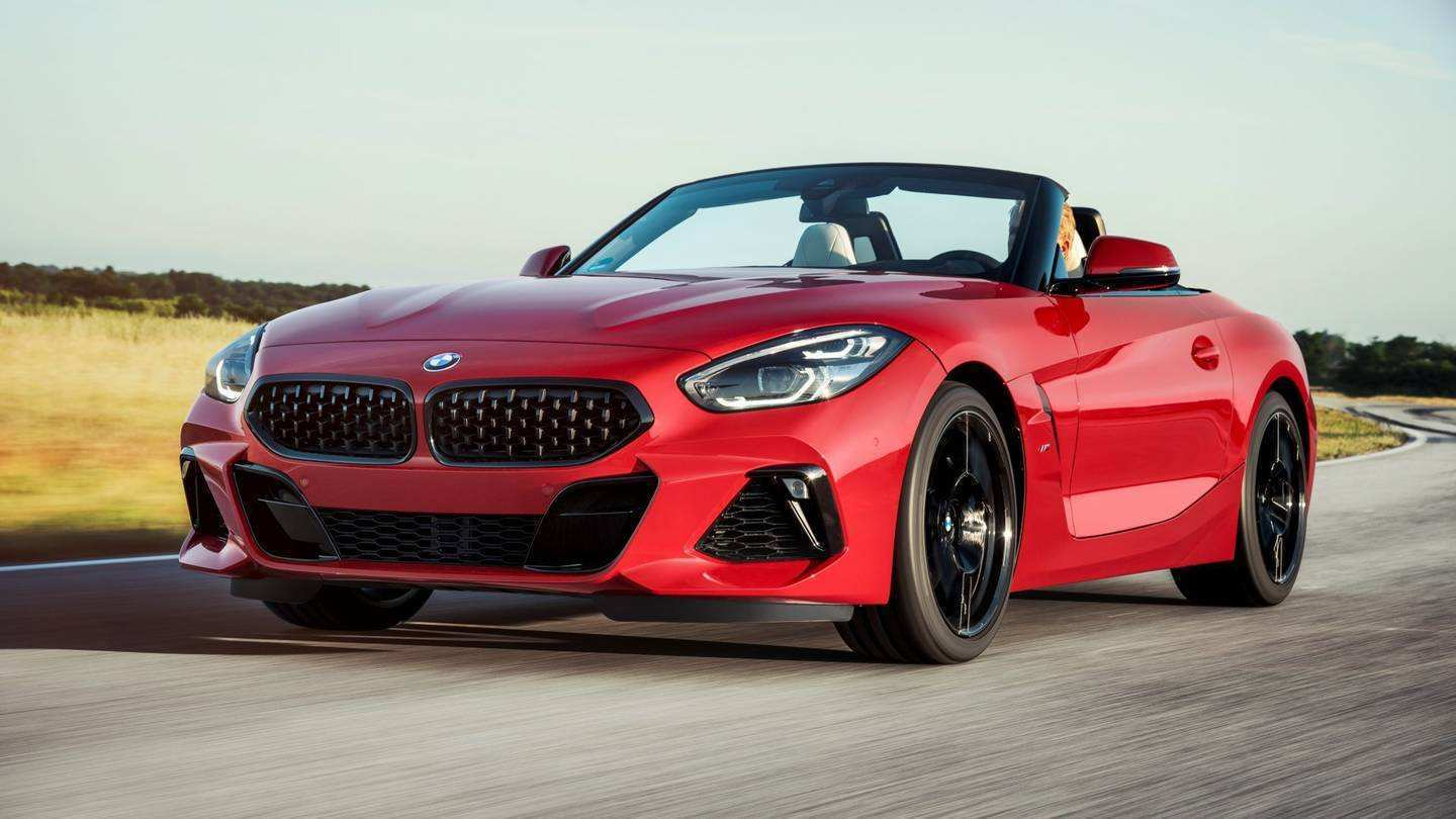 76 New 2019 Bmw Z4 Exterior and Interior with 2019 Bmw Z4