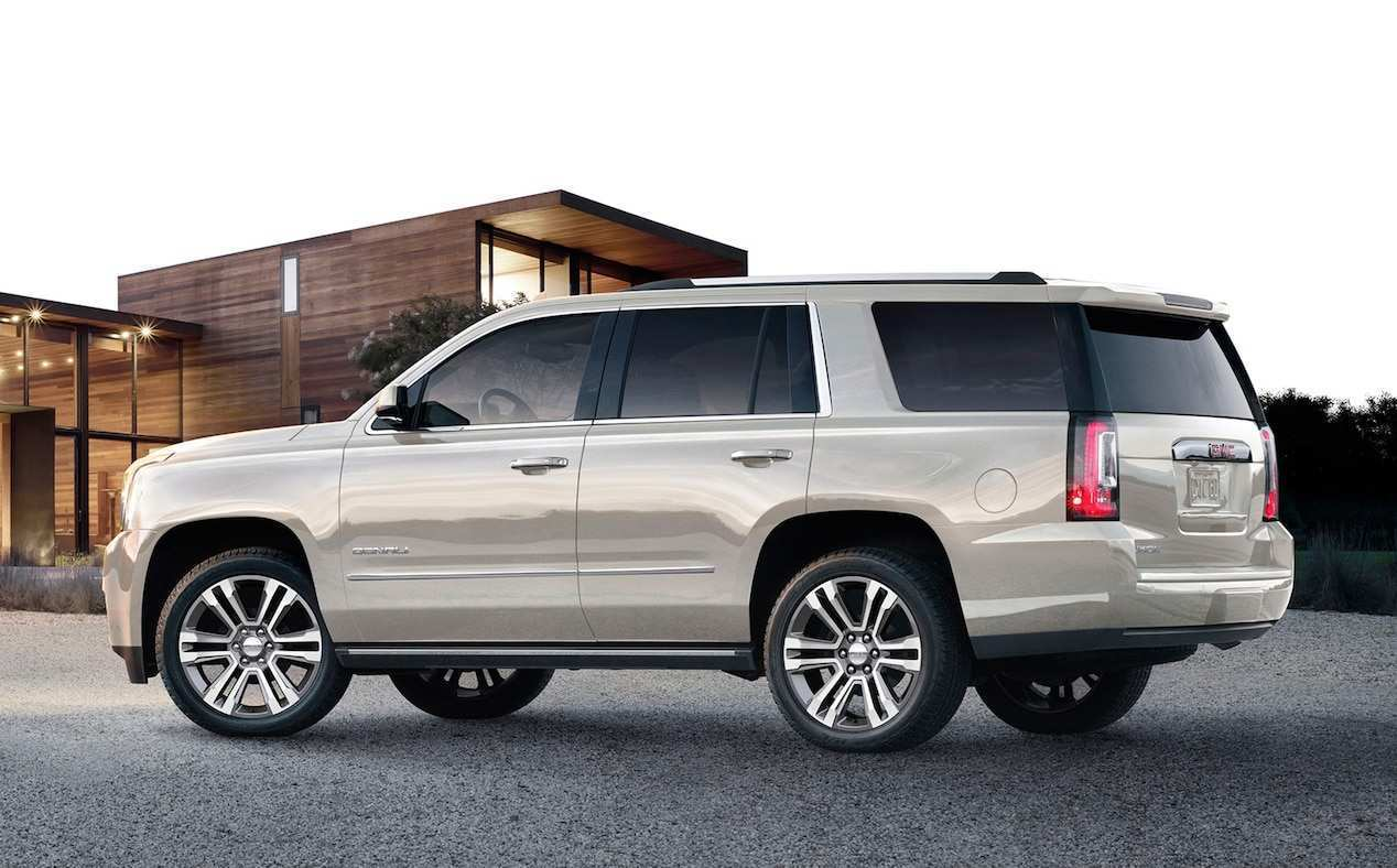 76 New 2019 Gmc Yukon Changes Exterior by 2019 Gmc Yukon Changes