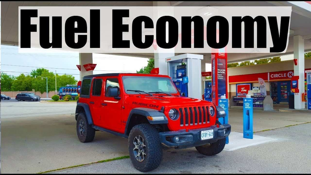 76 New 2019 Jeep Mpg History for 2019 Jeep Mpg
