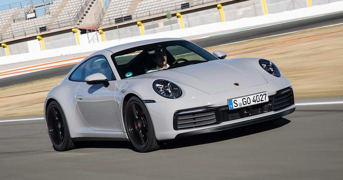 76 New 2020 Porsche Spesification by 2020 Porsche