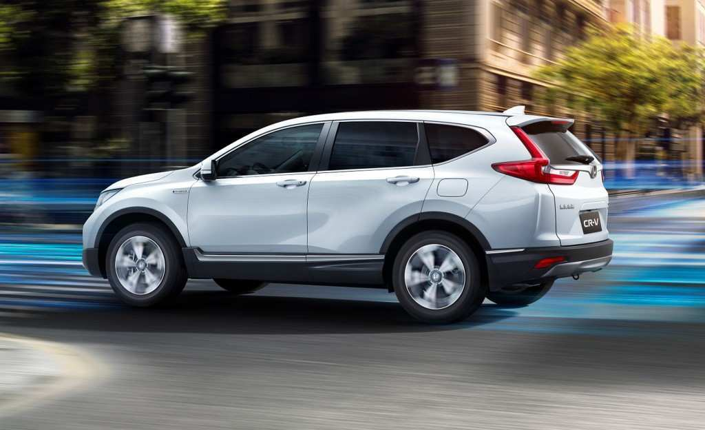 76 New New 2019 Honda Crv Review by New 2019 Honda Crv