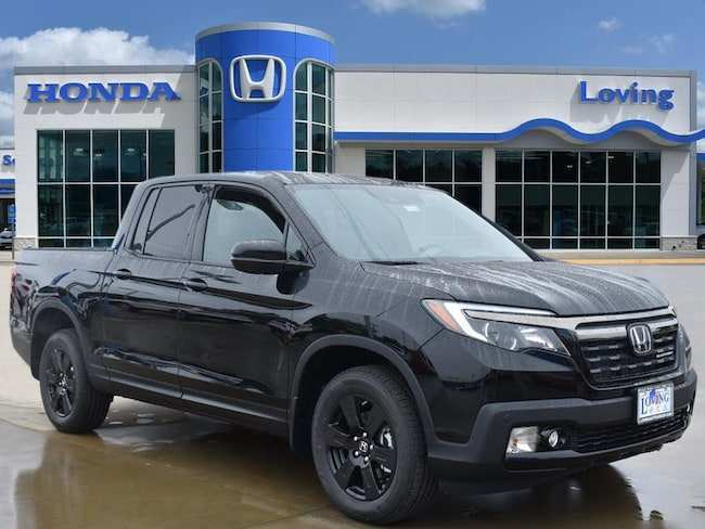76 The 2019 Honda Ridgeline Black Edition Style with 2019 Honda Ridgeline Black Edition