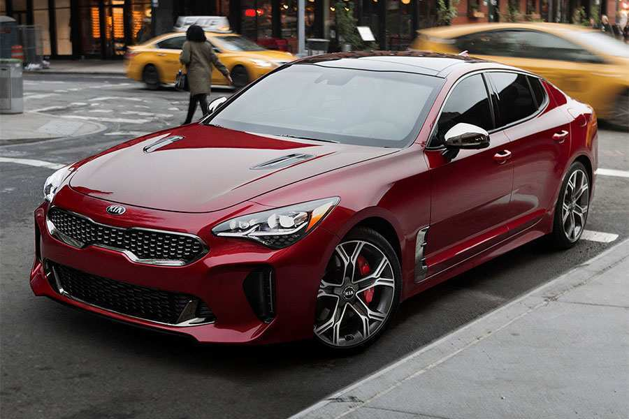 76 The 2019 Kia Stinger Gt Plus Ratings with 2019 Kia Stinger Gt Plus