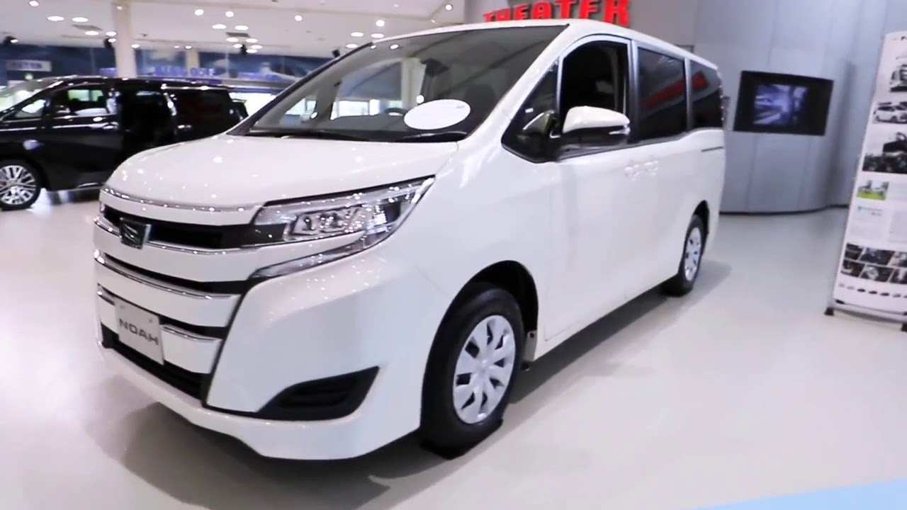 76 The 2019 Toyota Noah Style for 2019 Toyota Noah