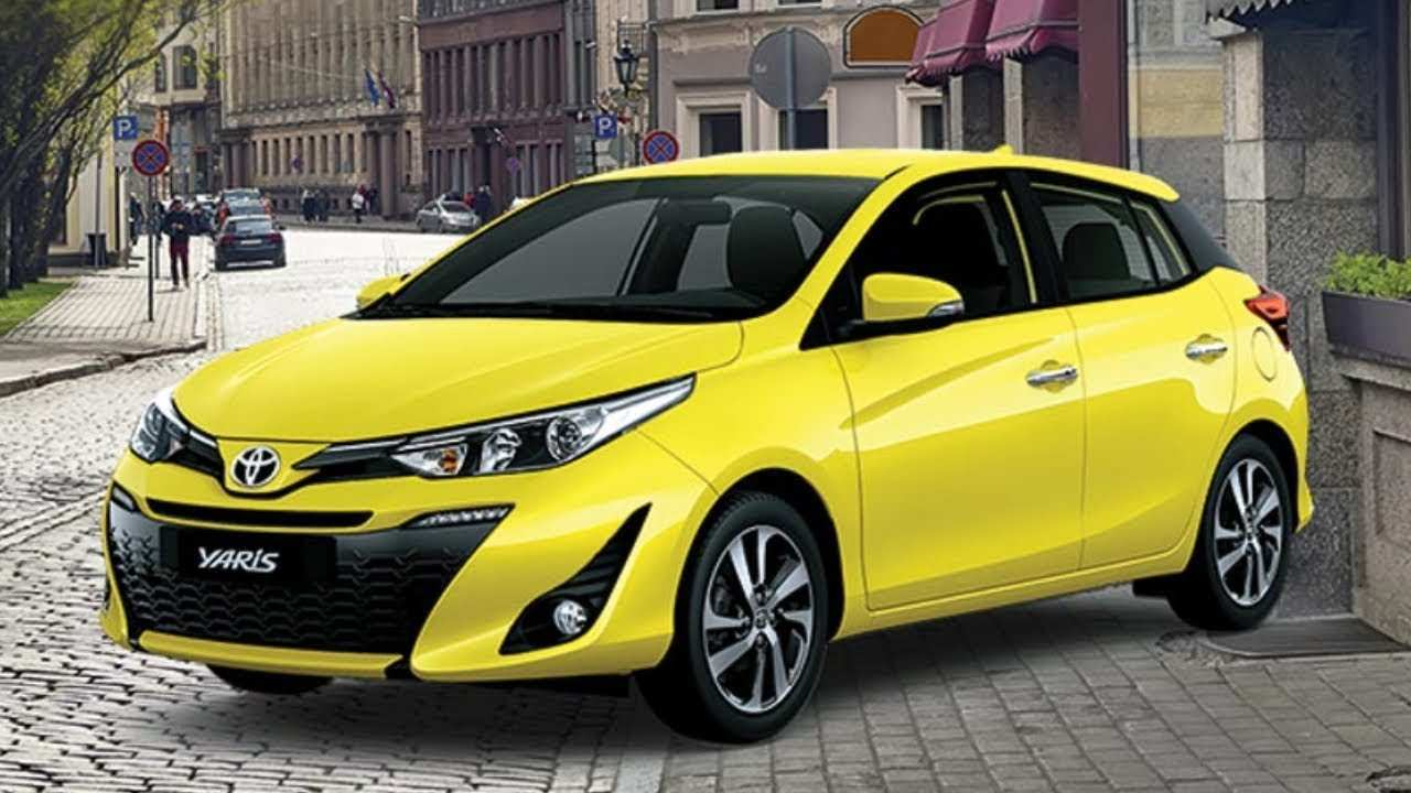 76 The 2020 Toyota Yaris Hatchback Spesification by 2020 Toyota Yaris Hatchback