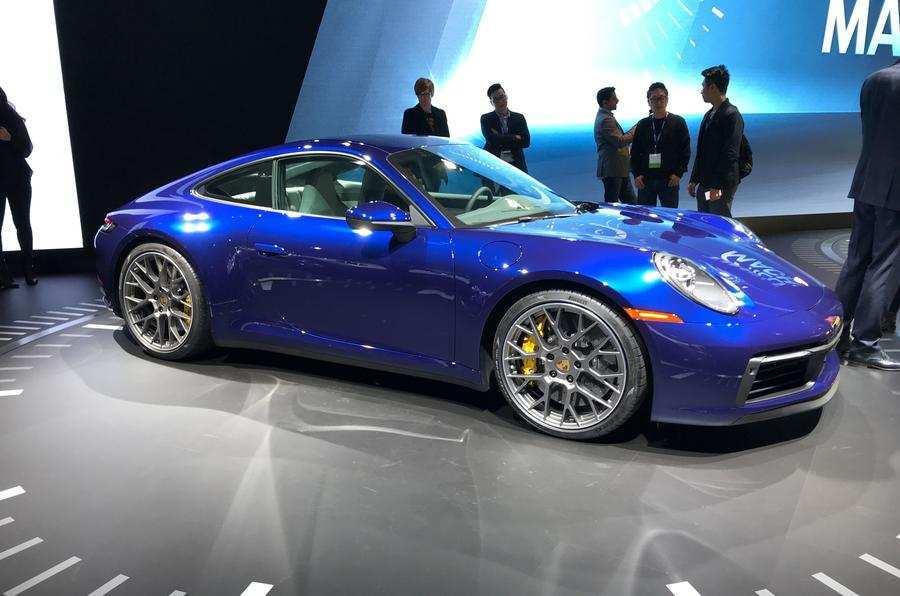 77 All New 2019 New Porsche Concept with 2019 New Porsche