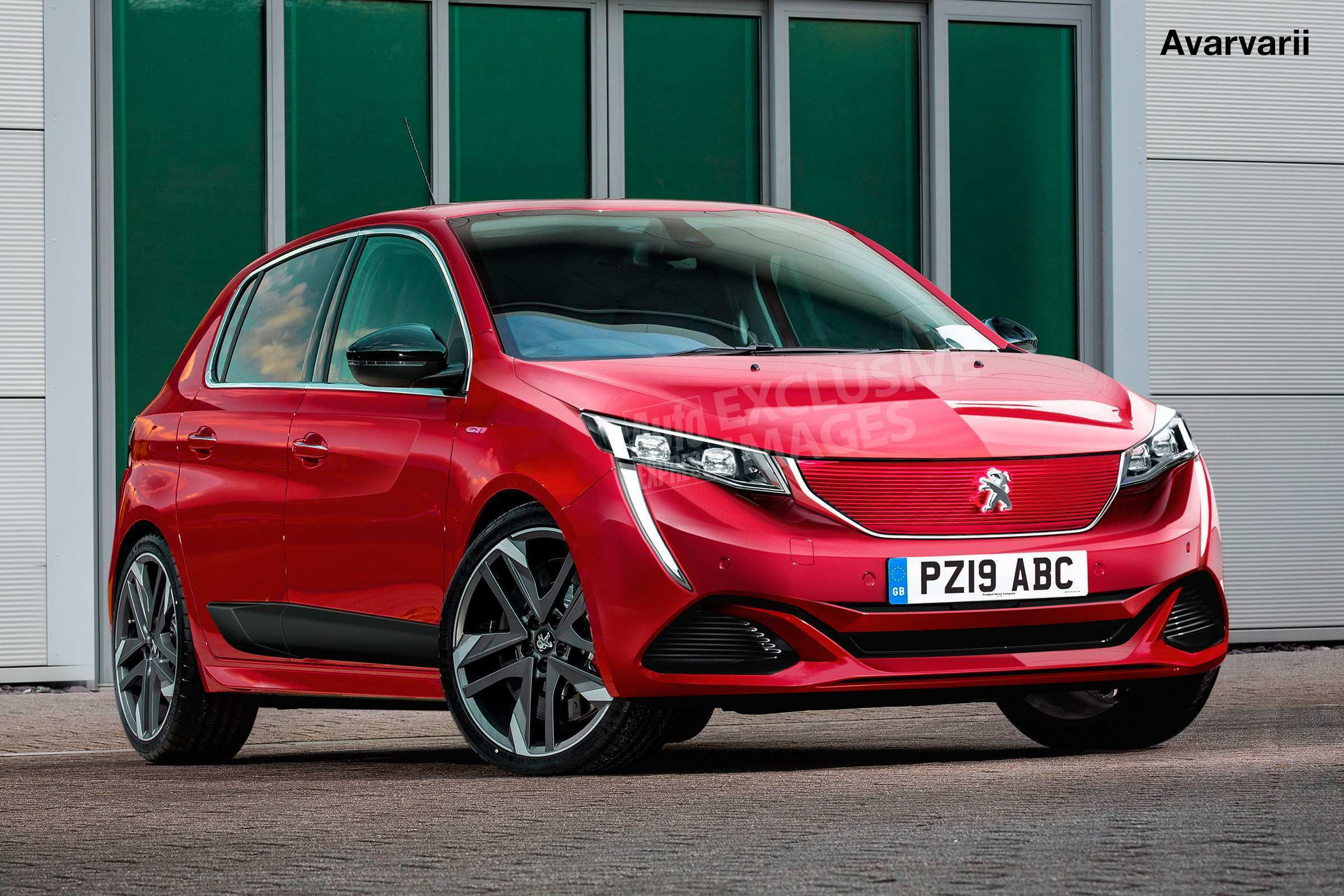 77 All New 2019 Peugeot 208 Gti Concept by 2019 Peugeot 208 Gti