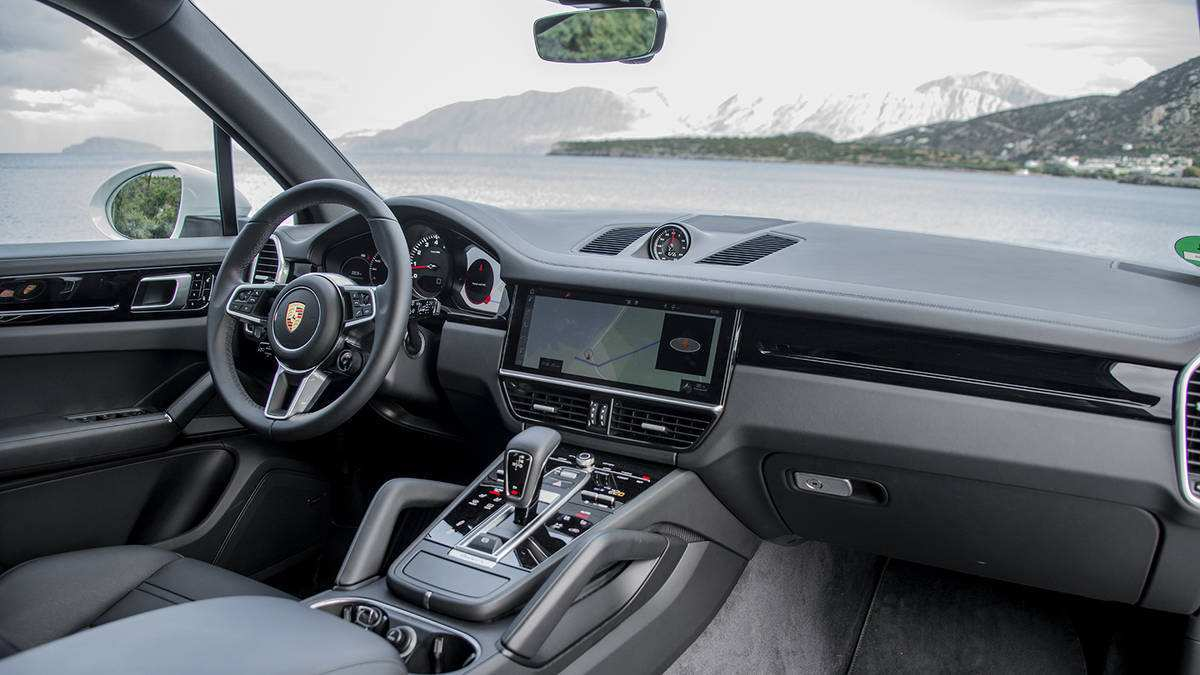 77 All New 2019 Porsche Interior Research New with 2019 Porsche Interior