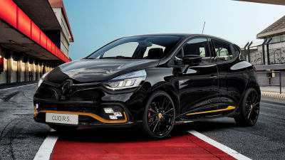 77 All New 2019 Renault Clio Rs First Drive for 2019 Renault Clio Rs