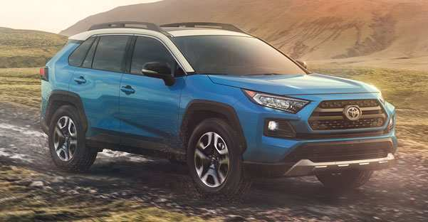77 All New 2019 Toyota Lineup Specs and Review by 2019 Toyota Lineup