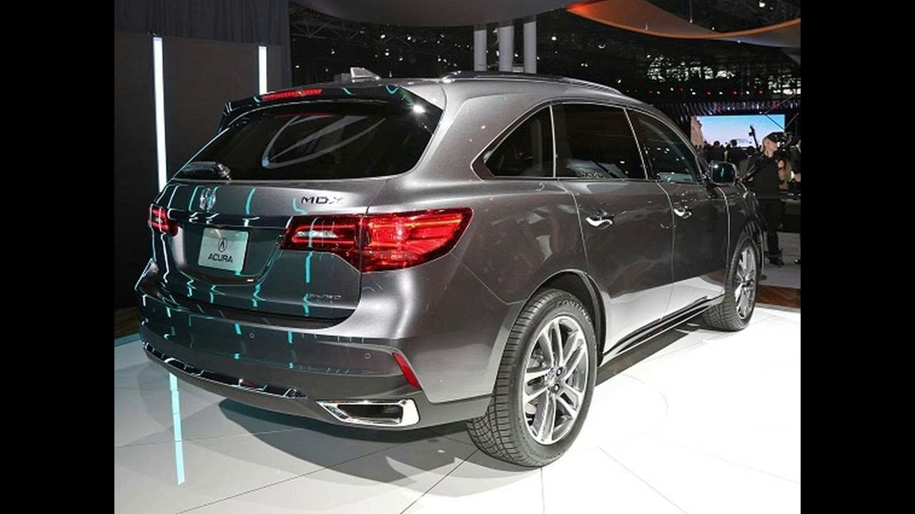 77 Best Review 2019 Acura Mdx Release Date Redesign for 2019 Acura Mdx Release Date