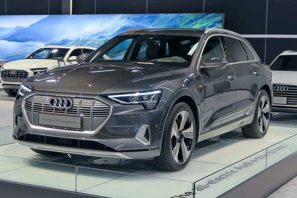 77 Best Review 2019 Audi E Tron Quattro Spesification by 2019 Audi E Tron Quattro