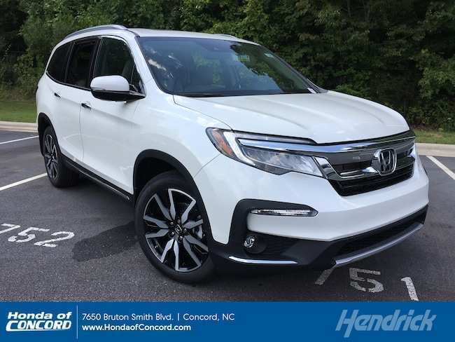 77 Best Review 2019 Honda Pilot Interior by 2019 Honda Pilot