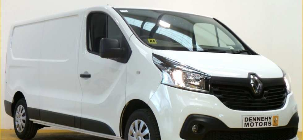77 Best Review 2019 Renault Trafic Images by 2019 Renault Trafic