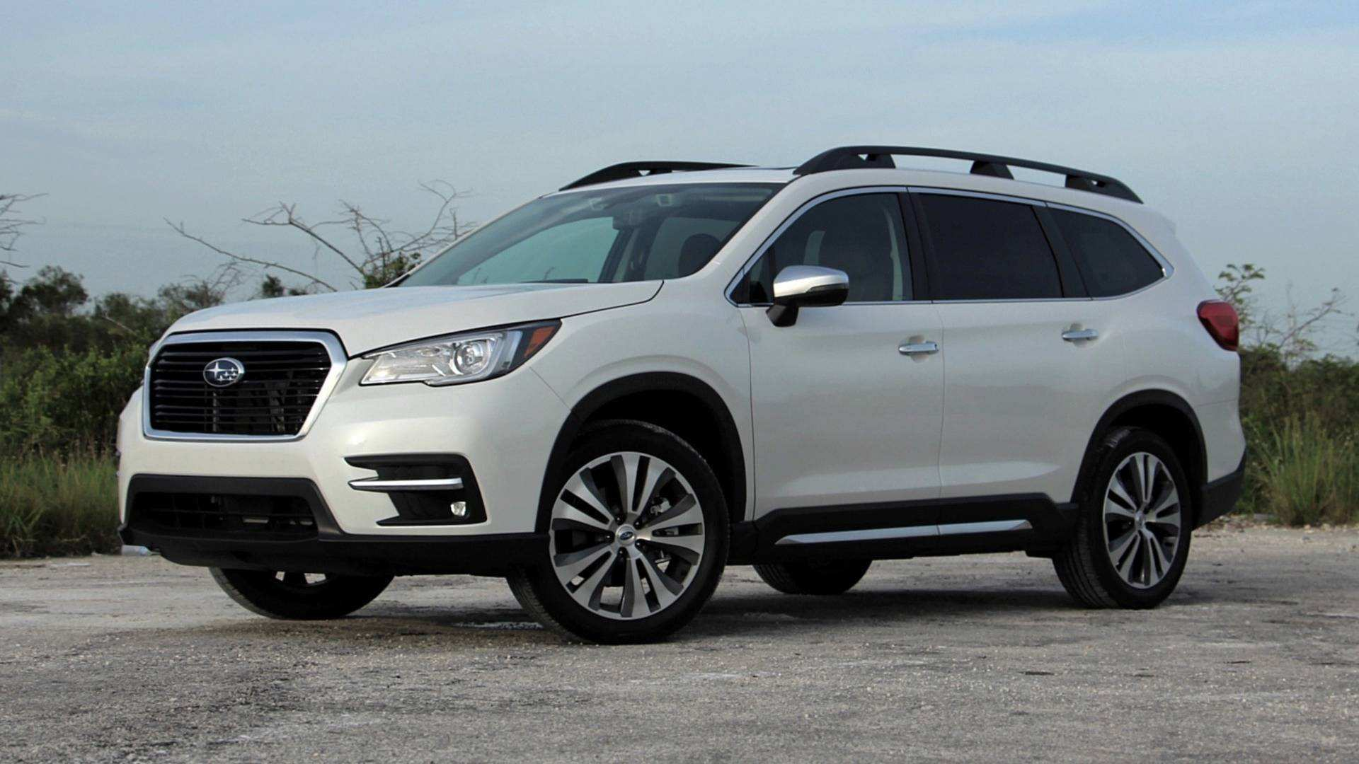 77 Best Review 2019 Subaru Ascent Mpg Redesign by 2019 Subaru Ascent Mpg