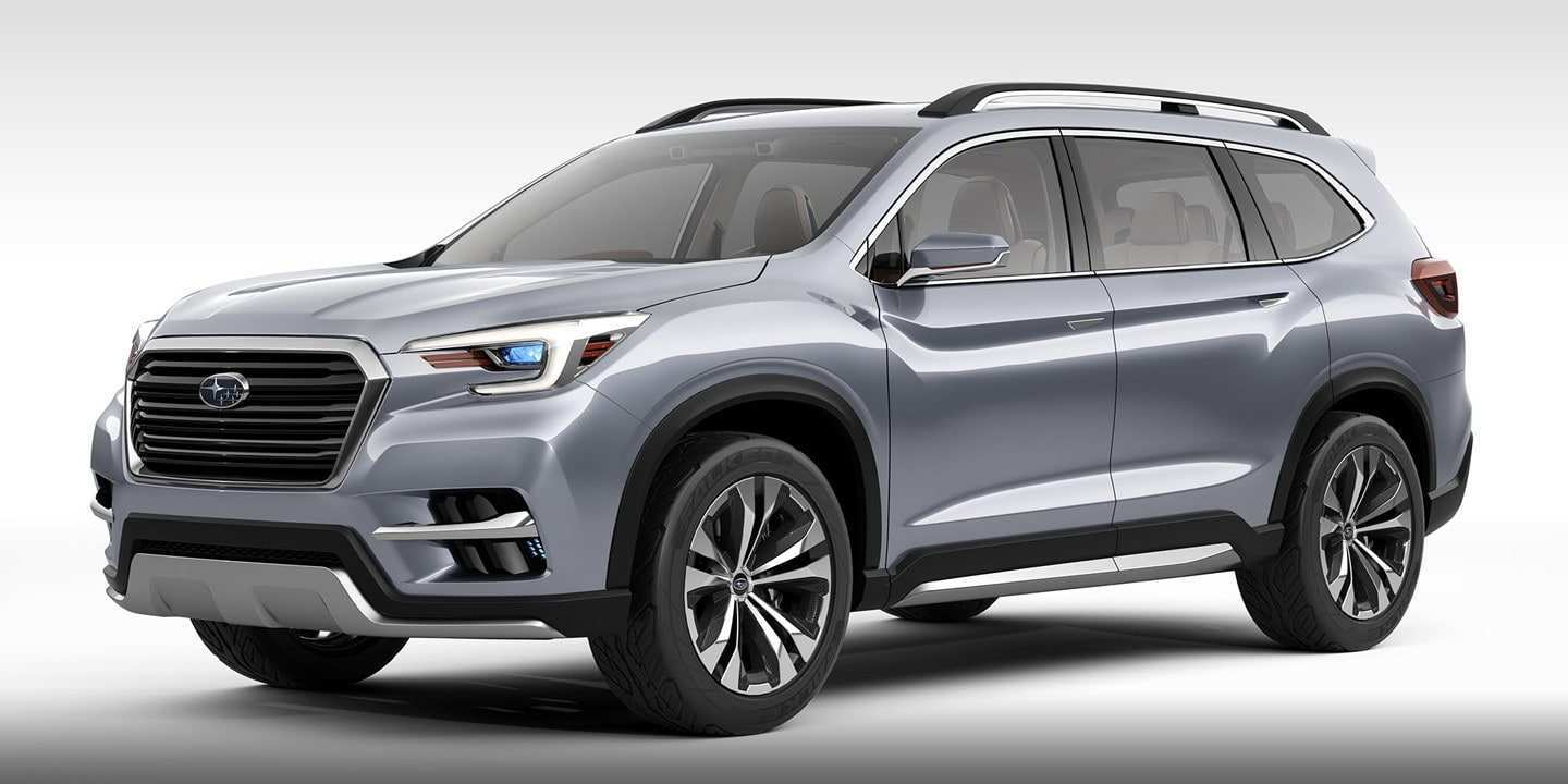 77 Best Review 2019 Subaru New Model Interior by 2019 Subaru New Model