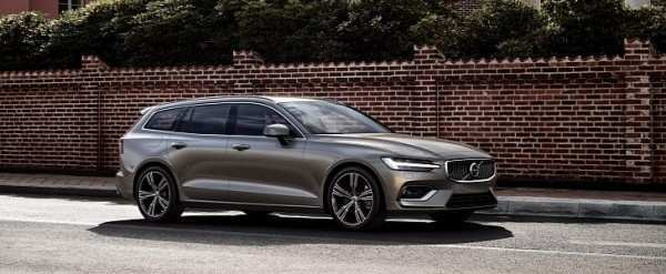 77 Best Review 2019 Volvo V60 Cross Country Concept by 2019 Volvo V60 Cross Country
