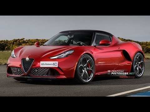 77 Best Review 2020 Alfa Romeo Spider Exterior and Interior with 2020 Alfa Romeo Spider