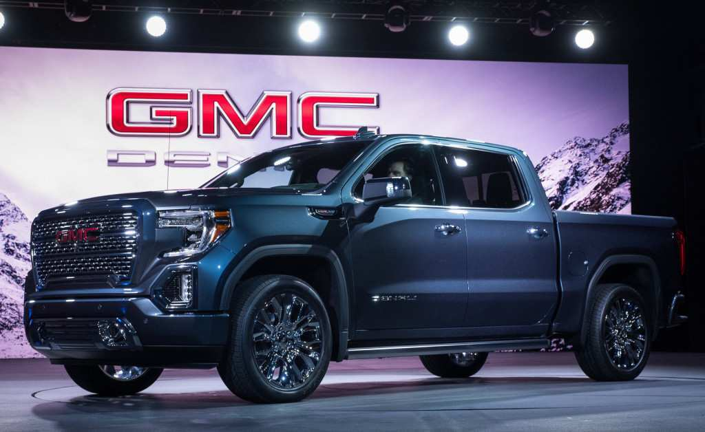 77 Best Review 2020 Gmc Pickup Exterior and Interior with 2020 Gmc Pickup