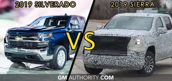77 Concept of 2019 Gmc Vs Silverado Interior for 2019 Gmc Vs Silverado