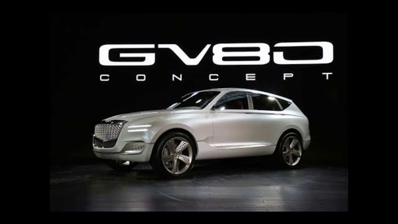 77 Concept of 2020 Genesis Gv80 Reviews with 2020 Genesis Gv80