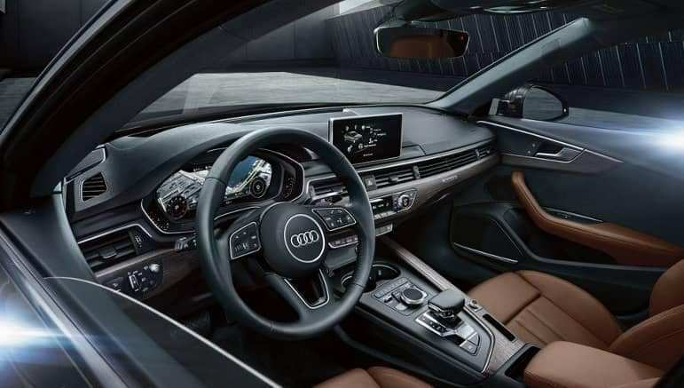 77 Gallery of 2019 Audi A4 Interior Model with 2019 Audi A4 Interior