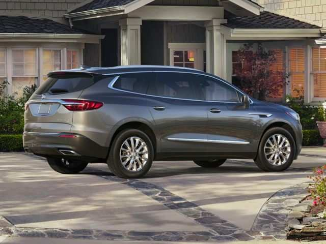 77 Gallery of 2019 Buick Enclave Specs for 2019 Buick Enclave