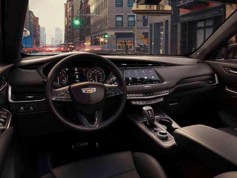 77 Gallery of 2019 Cadillac Interior Spesification with 2019 Cadillac Interior
