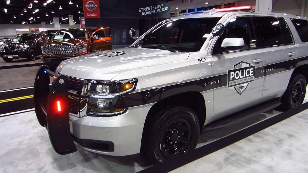 77 Gallery of 2019 Chevrolet Police Vehicles Release Date with 2019 Chevrolet Police Vehicles