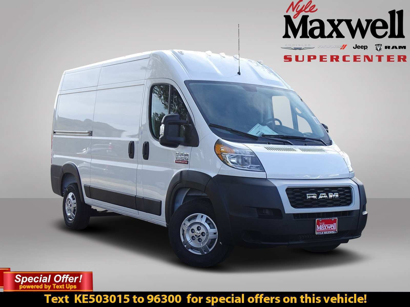 77 Gallery of 2019 Dodge Promaster Research New by 2019 Dodge Promaster